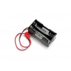 Traxxas - pouzdro baterií 4AA bez vypínače