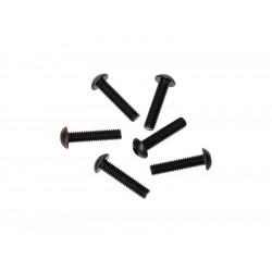 Šroub imbus půlkulatá hlava 4x18mm (6)