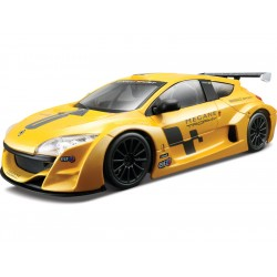 Bburago Renault Mégane Trophy 1:24 žlutá metalíza