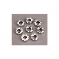 Ložisko chrom ocel 5x11x4mm (8)