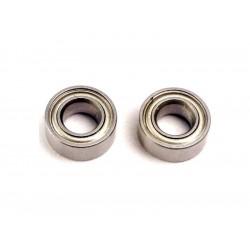 Ložisko chrom ocel 5x10x4mm (2)
