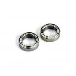 Ložisko chrom ocel 10x15x4mm (2)