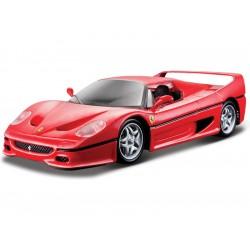 Bburago Ferrari F50 1:24 červená