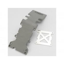 S-Maxx/E-Maxx - kryt zadní nápravy šedý