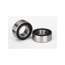 Traxxas ložisko 7x14x5mm s černým gumovým krytem (2)