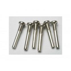 Traxxas - čep šroubovací 2.5x18mm (6)