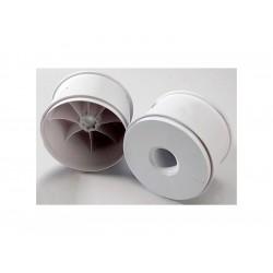 """Disk kola univ. 3.8"""" plný bílý (2)"""