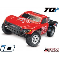 Traxxas Slash 1:10 VXL Brushless TQi LCG TSM RTR