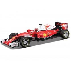 Bburago Signature Ferrari SF16 1:43 7 Raikkonen