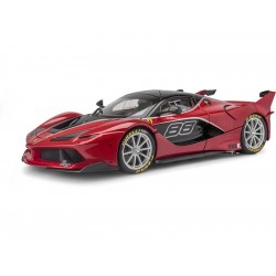 Bburago Signature Ferrari FXX K 1:43 88 červená