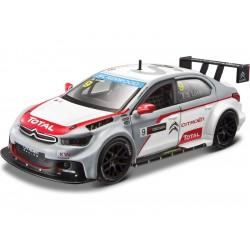 Bburago Citroen C Elysee WTCC 2014 1:32 Sébastien Loeb