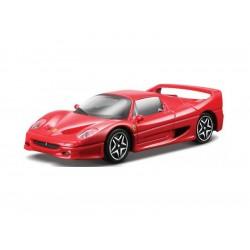 Bburago Ferrari F50 1:32 červená