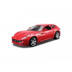 Bburago Ferrari FF 1:32 červená