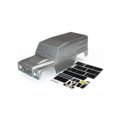 Land Rover Defender: Karosérie stříbrná