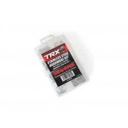 TRX-4: Sada dílů z nerezové oceli