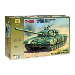 Zvezda tank T-72B ERA (1:35)