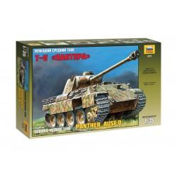 Zvezda tank Panther Ausf.D (1:35)