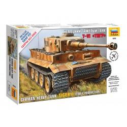 Zvezda Easy Kit Tiger I (1:72)