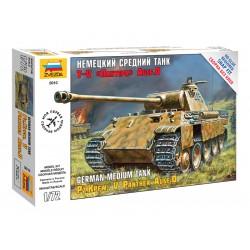 Zvezda Easy Kit Panzerkampfw.V Panther Ausf.D (1:72)