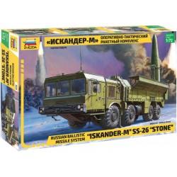 Zvezda raketový systém Iskander-M SS-26 Stone (1:72)