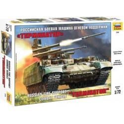 Zvezda tank BMPT Terminator (1:72)