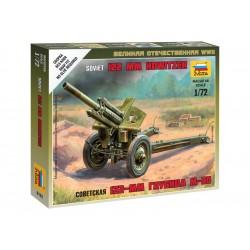 Zvezda Easy Kit Soviet M-30 Howitzer (1:72)