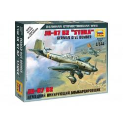 Zvezda Easy Kit Junkers JU-87 Stuka (1:144)