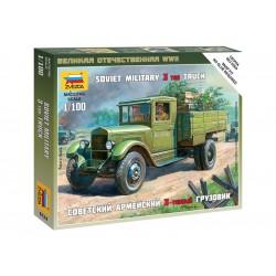 Zvezda Easy Kit Soviet Truck ZIS-5 (1:100)
