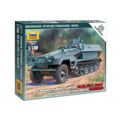 Zvezda Easy Kit Sd.Kfz.251/1 Ausf.B (1:100)