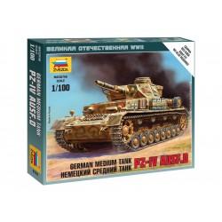 Zvezda Easy Kit Pz-IV Ausf.D (1:100)
