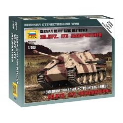 Zvezda Sd.Kfz.173 německý těžký stíhač tanků Jagdpanther...