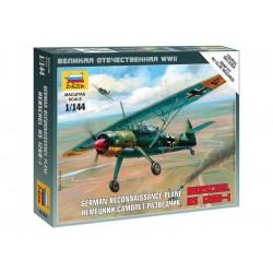 Zvezda Easy Kit Henschel HS-126B (1:144)