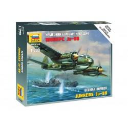 Zvezda Easy Kit Junkers Ju-88A4 (1:200)
