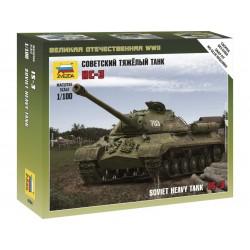 Zvezda Wargames WWII IS-3 (1:100)