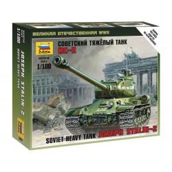 Zvezda Easy Kit IS-2 Stalin (1:100)