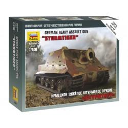 Zvezda Easy Kit Sturmtiger German Heavy Assault Gun (1:100)
