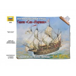 Zvezda Easy Kit Spanish ship San Martin (1:350)