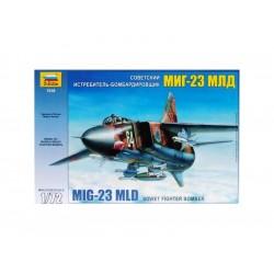 Zvezda MIG-23 MLD Soviet Fighter reedice (1:72)
