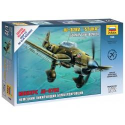 Zvezda Easy Kit Junkers Ju-87B2 Stuka (1:72)