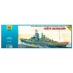 Zvezda Petr Veliký ruská bitevní loď (1:700)