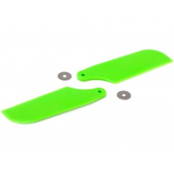 Blade 330X/450/X: Listy ocasního rotoru zelené