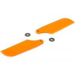 Blade 330X/450/X: Listy ocasního rotoru oranžové