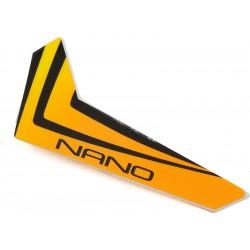 Nano CP S: Vertikální stabilizátor
