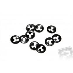 Pojistné kroužky 1mm pro variab. koncov. 3070 a 3070/10,...