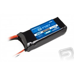 FOXY G2 - Li-Pol 850mAh/11,1V 40/80C 9,4Wh