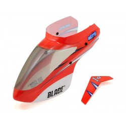 Blade mCP S: Kabina, stabilizátor červená