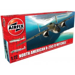 Airfix North American B25C/D Mitchell (1:72)