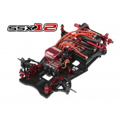 Corally SSX-12 1:12 Pan Car Kit