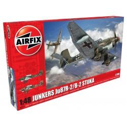 Airfix Junkers JU-87B-2/R-2 Stuka (1:48)