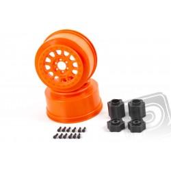 Disky 2.2 3.0 Method 105 41mm oranžové (2ks.)